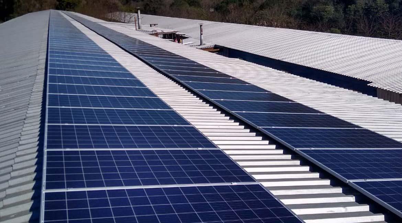 Instalação de 89.10 kWp