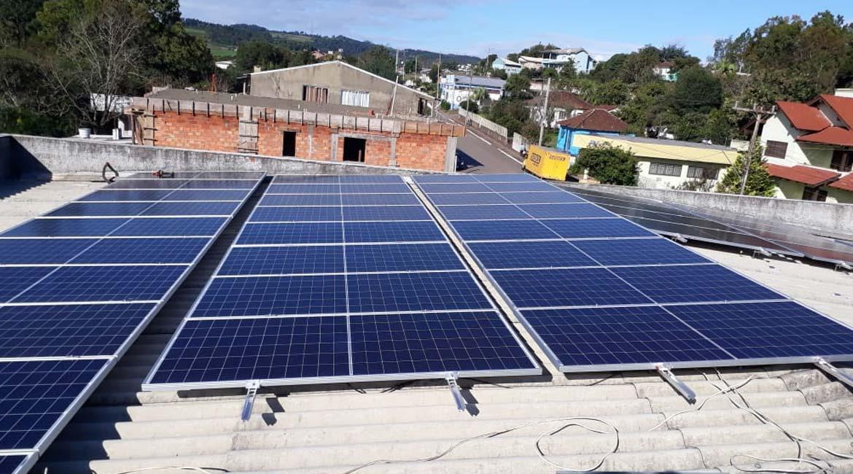 Instalação de 14.07 kWp