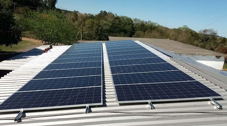 Instalação de 7.26 kWp